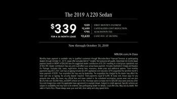 2019 Mercedes-Benz A 220 TV Spot, 'Hey, Mercedes' [T2] - Thumbnail 10