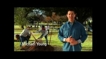 Major League Baseball Players Trust TV Spot, 'Are You In?' Featuring Michael Young and Chris Young - Thumbnail 2