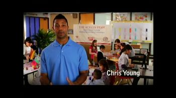 Major League Baseball Players Trust TV Spot, 'Are You In?' Featuring Michael Young and Chris Young - Thumbnail 6