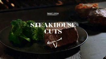 Longhorn Steakhouse TV Spot, 'Steak Mansion'