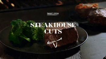 Longhorn Steakhouse TV Spot, 'Steak Mansion'
