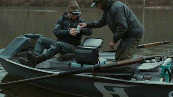YETI Coolers Hopper Flip TV Spot, 'Angler-Tested' Featuring Blane Chocklett