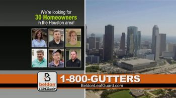 Beldon LeafGuard TV Spot, 'Special Savings: Homeowners' - Thumbnail 1