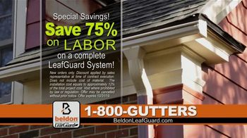 Beldon LeafGuard TV Spot, 'Special Savings: Homeowners' - Thumbnail 6