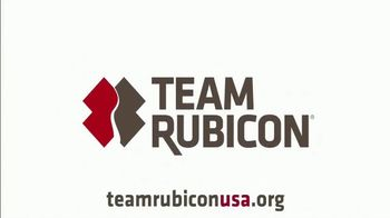 Team Rubicon TV Spot, 'Stare Disaster in the Face' - Thumbnail 10