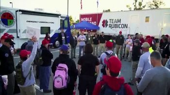 Team Rubicon TV Spot, 'Stare Disaster in the Face' - Thumbnail 9