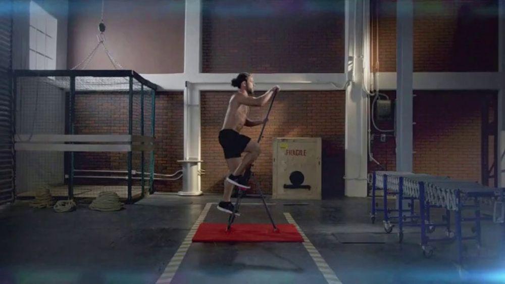 MaxiClimber Sport TV Commercial, 'Ejercicio cardio guema grasa'