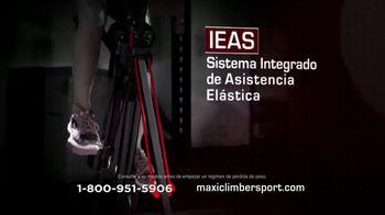 MaxiClimber Sport TV Spot, 'Ejercicio cardio guema grasa' [Spanish] - Thumbnail 4