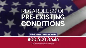 Medicare Enroll America TV Spot, 'Open Enrollment'
