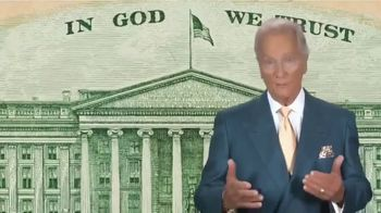 Swiss America TV Spot, 'Biblical References to Money' Featuring Pat Boone - Thumbnail 5