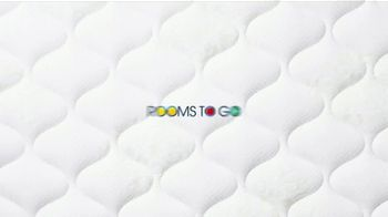 Rooms to Go TV Spot, 'Great Night's Sleep for a Great Price: $599 or $10 a Month' - Thumbnail 1