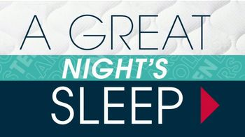 Rooms to Go TV Spot, 'Great Night's Sleep for a Great Price: $599 or $10 a Month' - Thumbnail 2