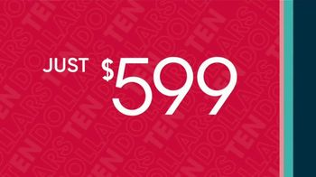 Rooms to Go TV Spot, 'Great Night's Sleep for a Great Price: $599 or $10 a Month' - Thumbnail 6