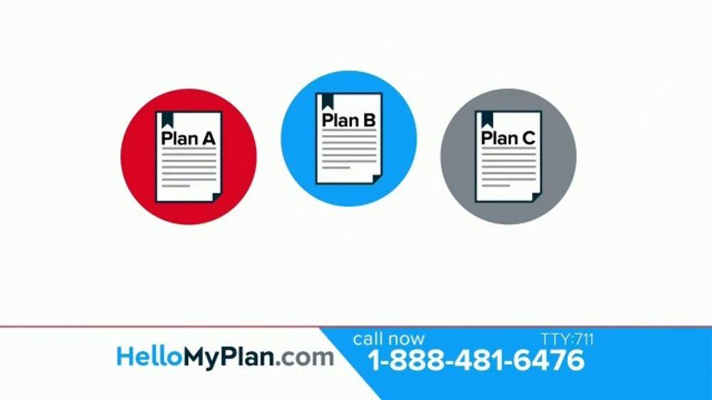 HelloMedicare TV Commercial, 'Making Choosing a Medicare Plan Easier'