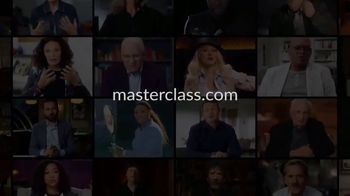 MasterClass TV Spot, 'Learn From the Best' - Thumbnail 7