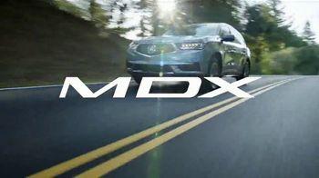 2019 Acura MDX TV Spot, 'Wild Side' [T2] - Thumbnail 4
