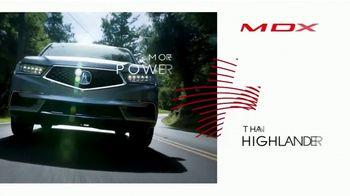2019 Acura MDX TV Spot, 'Wild Side' [T2] - Thumbnail 7
