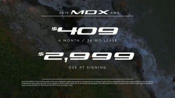 2019 Acura MDX TV Spot, 'Wild Side' [T2] - Thumbnail 9