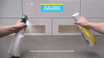 Mr. Clean Clean Freak Deep Cleaning Mist TV Spot, 'Gran noticia' [Spanish] - Thumbnail 4