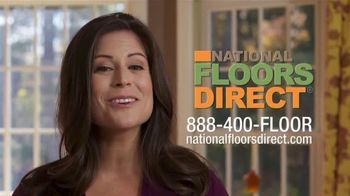 National Floors Direct TV Spot, 'Real Deal: Buy One Room, Get One Free' - Thumbnail 5
