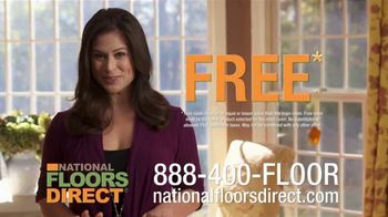 National Floors Direct TV Spot, 'Real Deal: Buy One Room, Get One Free' - Thumbnail 3