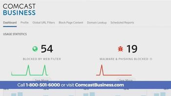 Comcast Business TV Spot, 'Cyber Attacks: $29.95' - Thumbnail 6
