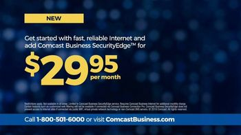 Comcast Business TV Spot, 'Cyber Attacks: $29.95' - Thumbnail 7