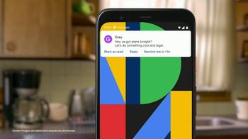 Google Assistant TV Spot, 'Stumptown: On Tour' - Thumbnail 3