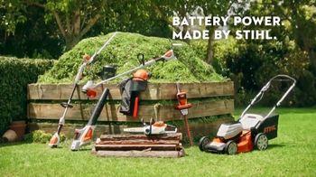 STIHL TV Spot, 'Battery Power: Ready for Any Landscape Challenge' - Thumbnail 9