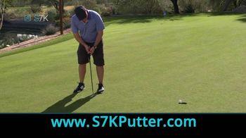 S7K Putter TV Spot, 'Stand Alone Putter'