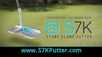S7K Putter TV Spot, 'Stand Alone Putter' - Thumbnail 4