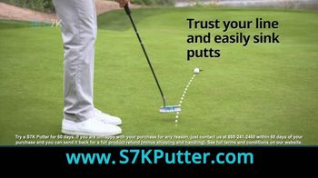 S7K Putter TV Spot, 'Stand Alone Putter' - Thumbnail 5