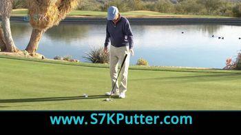 S7K Putter TV Spot, 'Stand Alone Putter' - Thumbnail 6