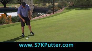 S7K Putter TV Spot, 'Stand Alone Putter' - Thumbnail 7