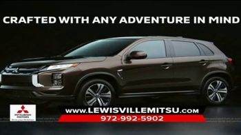 2020 Mitsubishi Outlander Sport TV Spot, \'Adventure Redefined\' [T2]