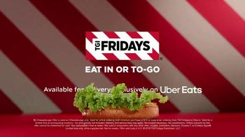TGI Friday's $5 Cheeseburger and Fries TV Spot, 'Hungry for Unity' - Thumbnail 10