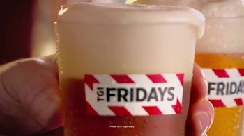TGI Friday's $5 Cheeseburger and Fries TV Spot, 'Hungry for Unity' - Thumbnail 3