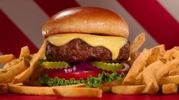 TGI Friday's $5 Cheeseburger and Fries TV Spot, 'Hungry for Unity' - Thumbnail 7