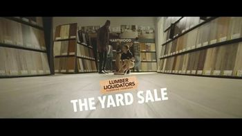 Lumber Liquidators The Yard Sale TV Spot, '400 Floors' - Thumbnail 1