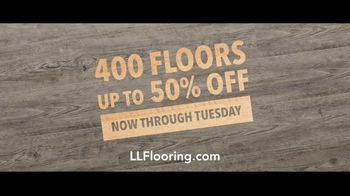 Lumber Liquidators The Yard Sale TV Spot, '400 Floors' - Thumbnail 10