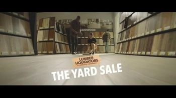 Lumber Liquidators The Yard Sale TV Spot, '400 Floors' - Thumbnail 2