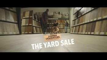 Lumber Liquidators The Yard Sale TV Spot, '400 Floors'