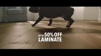 Lumber Liquidators The Yard Sale TV Spot, '400 Floors' - Thumbnail 6