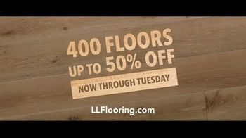 Lumber Liquidators The Yard Sale TV Spot, '400 Floors' - Thumbnail 9