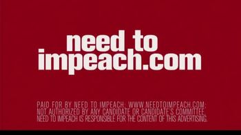 Need to Impeach TV Spot, 'Mitch McConnell Has a Big Problem' - Thumbnail 6