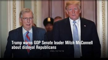 Need to Impeach TV Spot, 'Mitch McConnell Has a Big Problem' - Thumbnail 3