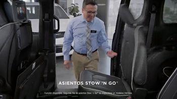 2019 Chrysler Pacifica TV Spot, 'Tough Decision: Talking Van' [Spanish] [T1] - Thumbnail 7