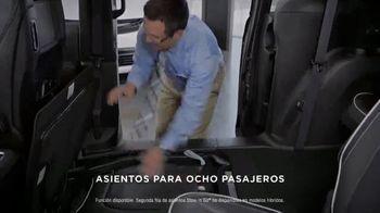 2019 Chrysler Pacifica TV Spot, 'Tough Decision: Talking Van' [Spanish] [T1] - Thumbnail 8