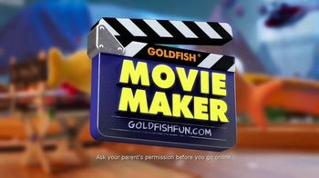 Goldfish Movie Maker TV Spot, 'Train Scene' - Thumbnail 10