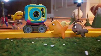 Goldfish Movie Maker TV Spot, 'Train Scene' - Thumbnail 7
